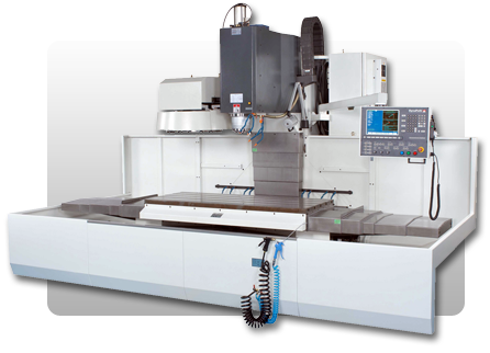 M Series Vertical Milling Center